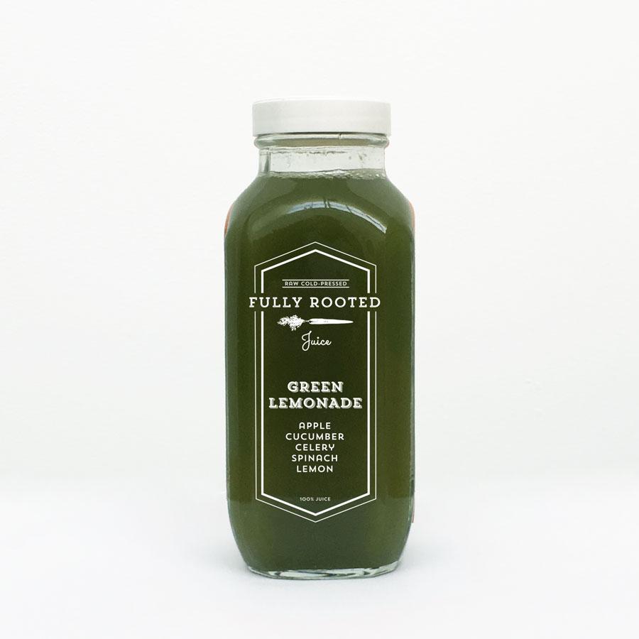 how to make green lemonade